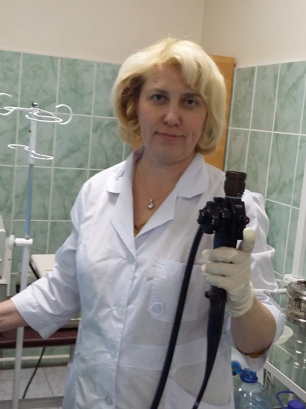 Гастроэнтеролог смоленск областная